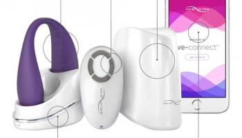 We-Vibe Classic Par Vibrator – Tilbud! Spar 31%
